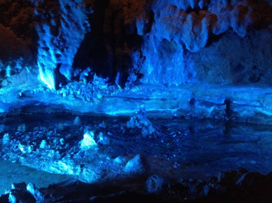 Cave innards